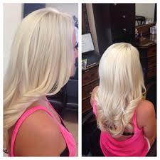 platimum hair with blond lolights best hair colors for blonde brunette red black with blue eyes