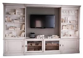 Tv Wood Furniture Design Grange Brooklyn Tv Bookcase Traditional Transitional Media