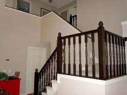 Stairwell Banister 14 Best Stair Rail Inspiration Images On Pinterest Stairs