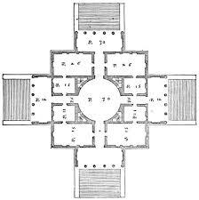 Symmetrical Floor Plans Plan Geometry 1 Square 4 Square 9 Square Architecture Design