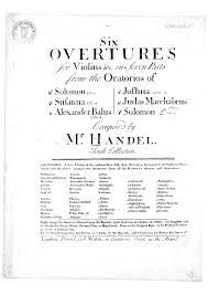 Oxford Countdown Level 6 Maths Mcqs Overtures Handel George Frideric Imslp Petrucci Library
