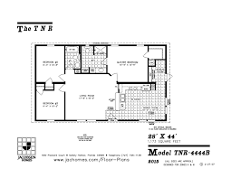 moble home floor plans tnr 4444b mobile home floor plan ocala custom homes