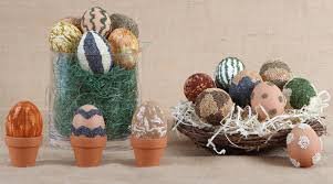 easter egg display easter egg decorations easter epicurious