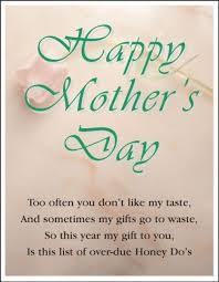 mothers day cards with messages happy mothers day text messages