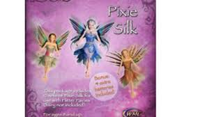 flitter fairies 12 set extra pixie silk battery 4 pack toy youtube