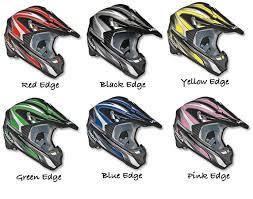 youth xs motocross helmet viper off road edge youth and motocross helmet