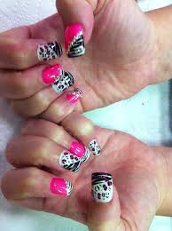 animal print nail designs by cherri nail designs pinterest
