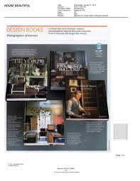 House Beautiful Circulation Beyond Chic Meghan Phillips Public Relations
