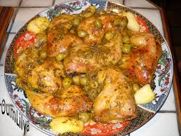 cuisiner cuisse de poulet cuisses de poulet aux olives et citrons confits au pays des