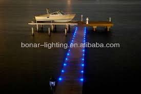 Solar Dock Lights Square Deaorating Light Outdoor Use Led Solar Ground Lights Buy