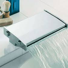 cheap roca showers azud deck mounted waterfall bath spout 505300710