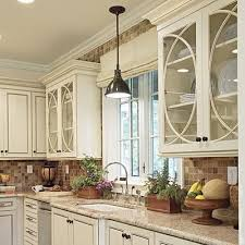 Glass Designs For Kitchen Cabinet Doors by 17 Best Glass Door Upper Cabinets Images On Pinterest Upper