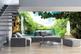 mural waterfall in taiwan maxi size wall mural waterfall in taiwan maxi size