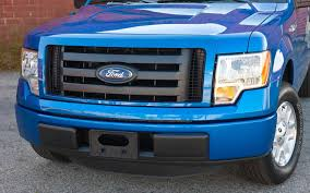 2012 ford f150 dimensions 2011 ford f 150 comparison tests truck trend