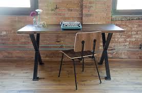 Modern Wooden Desks Wood Reclaimed Wood Office Furniture Modern Reclaimed Wood