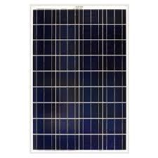 home depot solar grape solar 100 watt polycrystalline solar panel for rv s boats