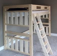 Build Bunk Bed Ladder by Maple Bunk Bed Ladder U2014 Optimizing Home Decor Ideas Build A