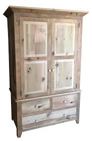 Real Wood Armoire Knockout Custom Wood Closet Shelving Roselawnlutheran
