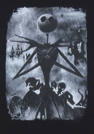 nightmare before arms crossed t shirt