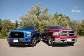 Ford F150 Natural Gas Truck - 2015 ford f 150 2 7l ecoboost vs ram 1500 ecodiesel autoguide