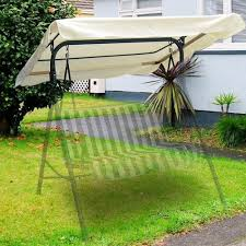 Garden Winds Replacement Swing Canopy by Amazon Com Yescom 75 3 4