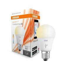 20 Watt Led Light Bulbs by Sylvania Osram Lightify 60 Watt A19 Tunable Smart Home Led Light