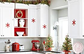 Christmas Decorating Ideas For The Kitchen by 10 Quick And Easy Holiday Kitchen Decorating Ideas