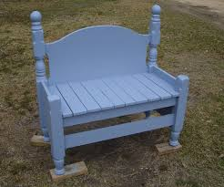 Bench Made From Bed Headboard 90 Best Benches Images On Pinterest Headboard Benches Home