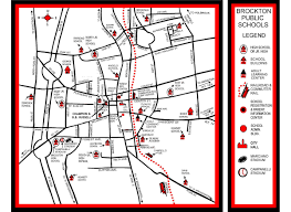 Lincoln Ne Zip Code Map by Home Brockton Public Schools