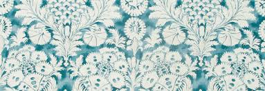 Blue Damask Upholstery Fabric Upholstery Fabric Patterned Linen Damask Carlyle Aubrey