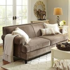 tan sofa decorating ideas tan carmen sofa taupe polyester home decor furniture ideas
