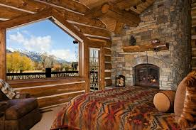 cabin style home 35 gorgeous log cabin style bedrooms to make you drool