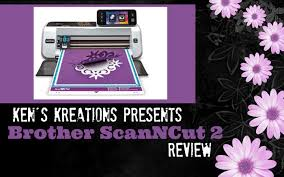 brother scan and cut 2 review u0026 tutorial youtube