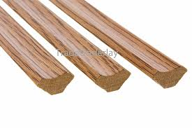 Screwfix Laminate Flooring Scotia Laminate Beading 2 4mtr X 10 Walnut Dark Amazon Co Uk