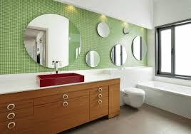 Bathroom Mirror Frames Bathroom White Bathroom Mirror With Shelf White Framed Mirrors