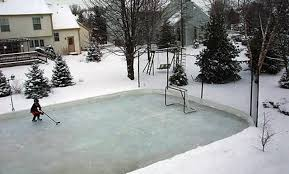 How To Make A Skating Rink In Your Backyard Backyard Ice Rink Tips Outdoor Furniture Design And Ideas