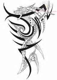 tribal aries zodiac tattoo design photos pictures and sketches
