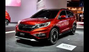 Honda Crv Interior Pictures 2018 Honda Cr V New Design Interior And Engines Youtube For 2018