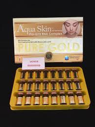 aqua skin egf gold suntik putih aqua skin whitening egf gold pro q10 rna complex