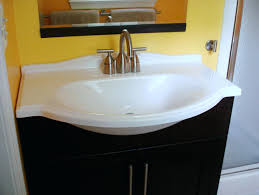 Corner Sink For Small Bathroom - vanities 60 sink vanity with makeup area oak hill white bathroom