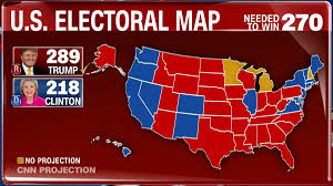 Projected 2016 Presidential Electoral College Map Autos Post by The Polls Clearly Got It Wrong U0027 The Autopsy Will Take Months