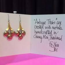 michael richardson earrings earrings by michael richardson jewelry