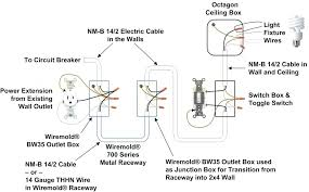 wiring an outlet to a light switch how to install a ceiling light fixture without existing wiring