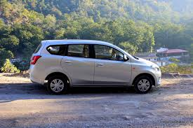 mpv car datsun go mpv launched at price of inr 3 96 lakh