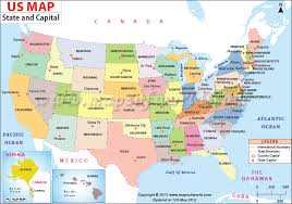 us map w alaska us states and capitals map list of us states and capitals
