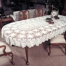 108 tablecloth on 60 table rose 60 x 108 tablecloth hayneedle