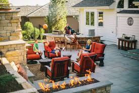 Deck In The Backyard Living Large In The Backyard Omaha Magazine