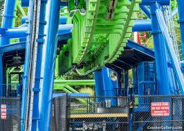 Six Flags Giant Deja Vu Goliath