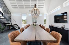 Barn Style Interior Design Inspiring Contemporary Bright Barn Style House Located In Blåvand