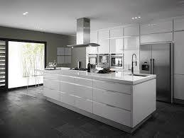 modern kitchen flooring ideas 20 modern and contemporary kitchen ideas gray floor work